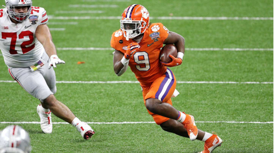 3 Most Likely Teams to Draft Travis Etienne